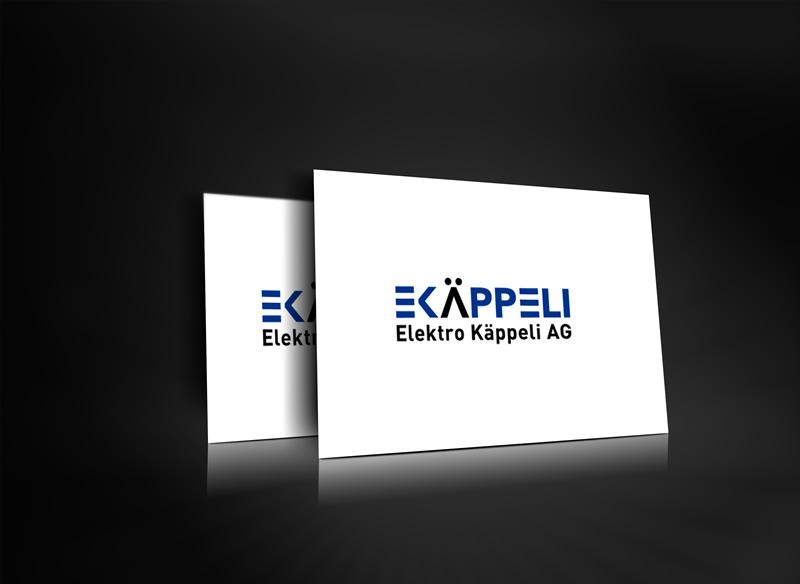 Logo design Elektro Käppeli