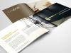 Gestaltung von Booklets