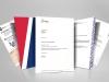 Gestaltung von Briefpapier