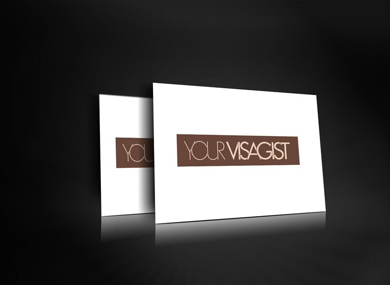 gestaltung logo yourvisagist
