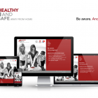 Web design Healthy and Safe